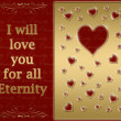 Royalty-Free Stock Vector Image: Love for eternity