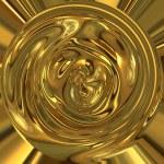 Pot of gold — Stock Vector