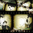 Abstract filmstrip - Image vectorielle