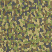 Camouflage materiaal — Stockvector