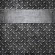 Old metal background texture — Stock Vector #2980863