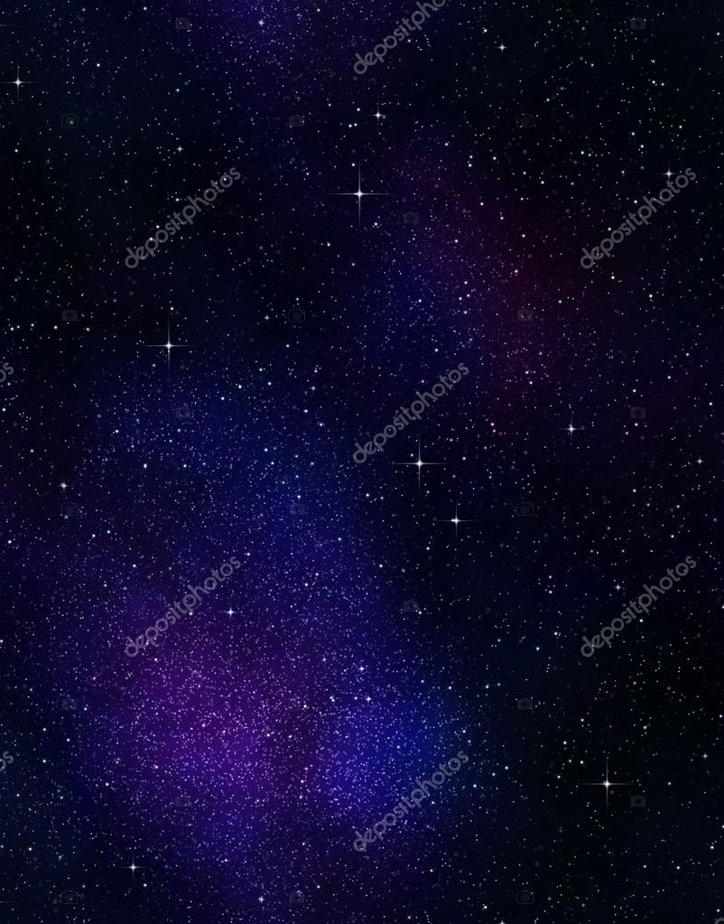 Great image of space or a starry night sky   Stock Photo #3015578