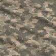 Digital camoflage camo background - Stock Photo