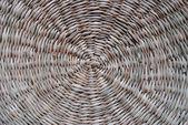 Wickerwork from dry tree — Stock Photo