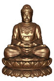 Budha statue — Stock Photo