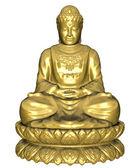 Budha statue — Stockfoto