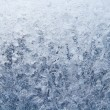 Ice pattern - Stock Photo