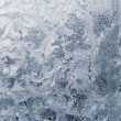 Ice pattern — Stock Photo #3382775