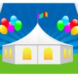 Royalty-Free Stock Vector Image: Circus