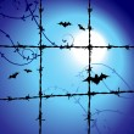 Halloween night background — Stock Vector #3099516