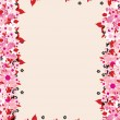 Floral frame with place for your text — Stock Vector #3233644