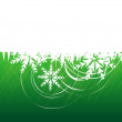 Royalty-Free Stock Imagen vectorial: Christmas background with place for your text