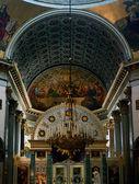 Interior de la Catedral de kazan — Foto de Stock