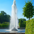 Stock Photo: Fountain of Petergof