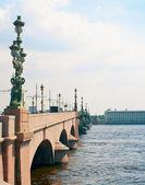 Troitskij köprüsü — Stok fotoğraf