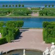 Fountains in Peterhof — Stock Photo #3621401