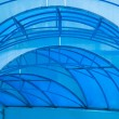 Blue canopy — Foto de stock #2810088