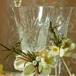 Royalty-Free Stock Photo: Wedding glasses