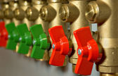 Valves — Stock Photo