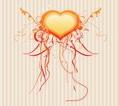 Abstact valentines — Foto de Stock
