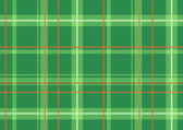 Scottish plaid — Stock Photo