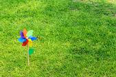 Children windmill — Stock Photo