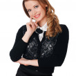 Charming young businesswoman — Stock Photo #2824393