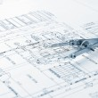 Drawings of building — Stock Photo #3290181