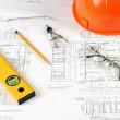 Drawings of building — Stock Photo #3301565