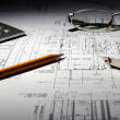 Drawings of building — Stock Photo #3308486