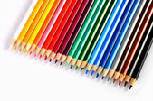 Colored pencils — Zdjęcie stockowe
