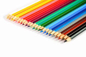 Colored pencils — Foto de Stock