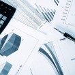 Stock Photo: Business and financial reports