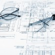 Drawings of building — Stock Photo #3469456