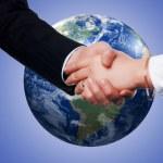 Business handshake — Stock Photo #3561984