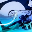 Hard drive — Stock Photo #3662312
