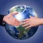 Business handshake — Stock Photo #3872978