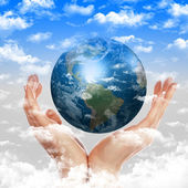 Our own Earth — Stock Photo