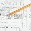 Drawings of building — Stock Photo #4173702