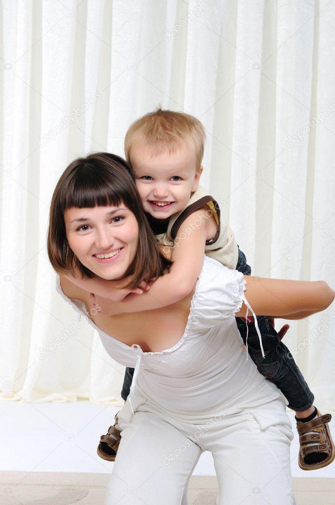 фото мать и сын ебуца