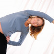 Young pregnant woman - Foto de Stock