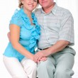 Grandparents together. Elderly couple — Stock Photo #4549967