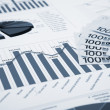 Financial charts and graphs — Stock Photo #4724311