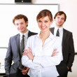 Team of businessmen — Stock Photo