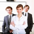 Team of businessmen — Stock Photo #4873794