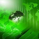 tecnologia global — Foto Stock