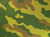 Камуфляжная ткань — Стоковое фото