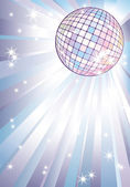 Disco ball. — Stock Vector