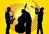 Musicians. — Stock Vector