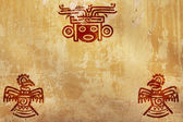 American Indian national patterns — Stock Photo